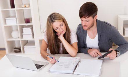 Como montar um orçamento doméstico para a compra de um imóvel
